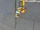 Mauer nachher